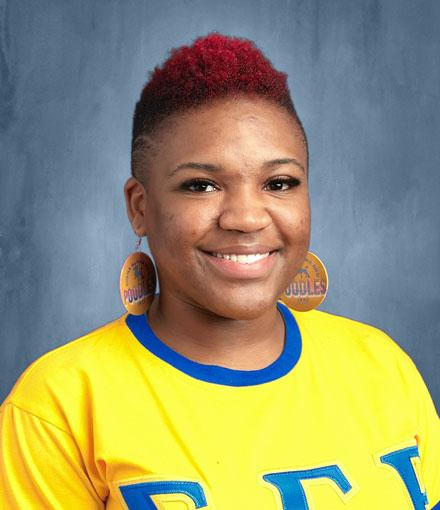Alumna Shakevia Robinson